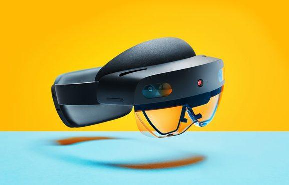 The Microsoft HoloLens 2