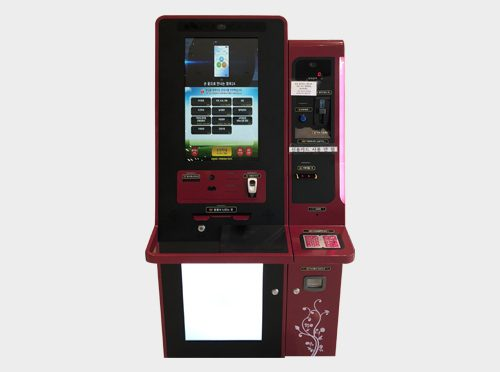 Accessible Kiosk