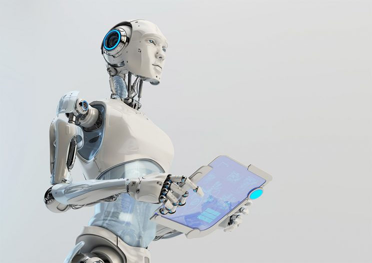 A.I, Robotics, and the Internet of Things for ICT Accessibility and AT