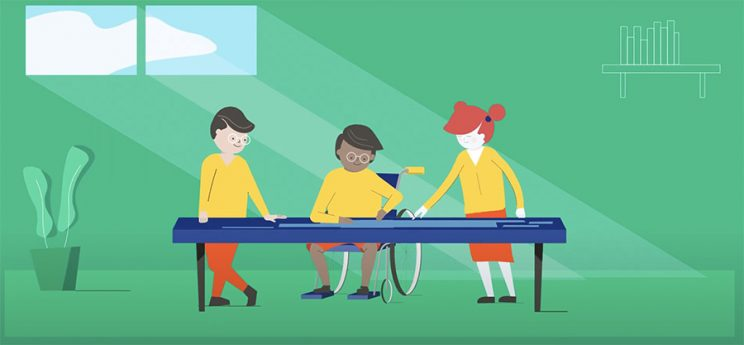 Inclusive ICTs in Education